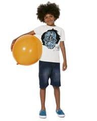 KlokArt chlapecké tričko Mini Stella Draws