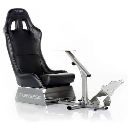 Playseat igralni stol Evolution, črn