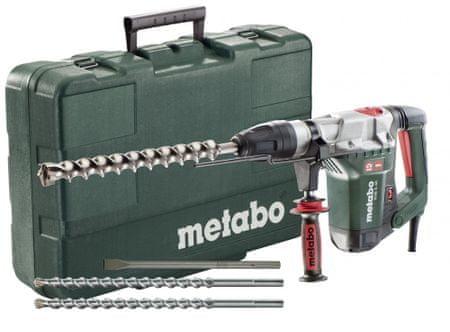 Metabo vrtalno kladivo KHE 5-40 komplet + SDS-Max 3/1 (690852000)