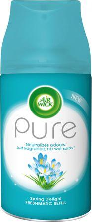 Air wick Freshmatic Max polnilo za osvežilec zraka Pure Spring Delight, 250 ml