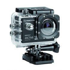 Manta aktivna sportska kamera MM357 4K ACTIVE