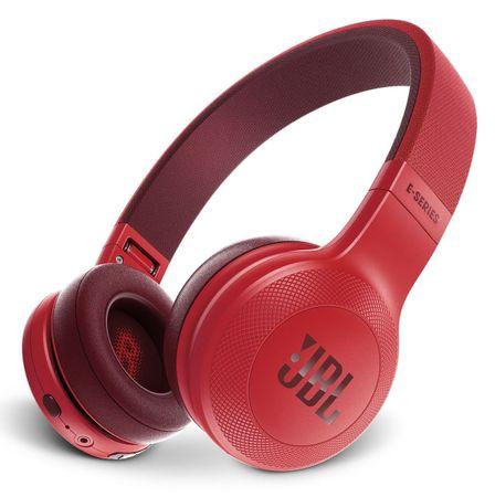 JBL E45BT, červená