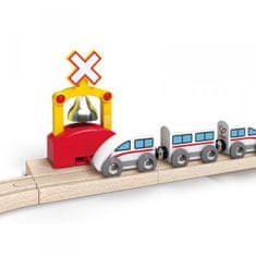 Hape Automatikus csengővel ellátott sínek