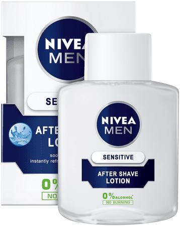 Nivea FOR MEN Voda po holení Sensitive 100 ml