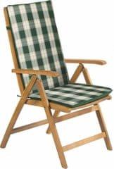 Fieldmann poduszka na krzesło FDZN 9101 zielone paski