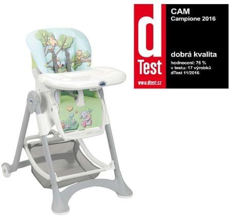 CAM Židlička Campione 2016, Col.225