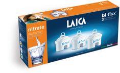 Laica wkład filtrujący Bi-Flux Cartridge Nitrate, 3 szt.