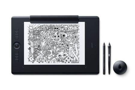 Wacom grafički tablet Intuos PRO Paper L 2017 (PTH-860P-N)