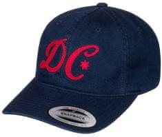 DC Czapka z daszkiem Fieldings M Hats Dark Indigo
