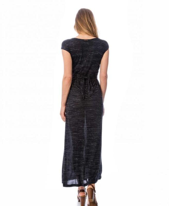 225ca7c1001e ... 2 - Timeout dámské šaty po kotníky XS tmavě modrá ...