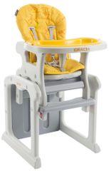 Babypoint Jedálenská stolička Gracia