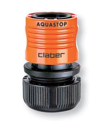 Claber hitra spojka Aquastop, 5/8 (8567)