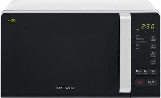 DAEWOO KOR 6S3BW + darček parák do mikrovlnnej rúry ZADARMO