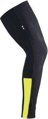 Etape Fluo Kerékpáros ábmelegítő, Fekete/Sárga, S