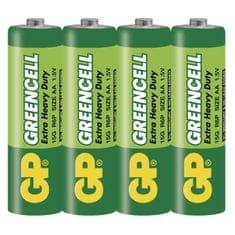 GP baterija 15G, 4 kosi, folija