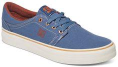DC moški čevlji Trase Tx M, modri