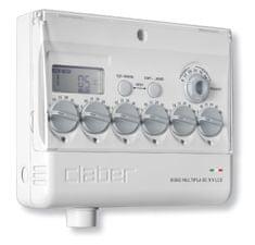 Claber kontrolni tajmer Multipla, DC 9V/LCD (8060)