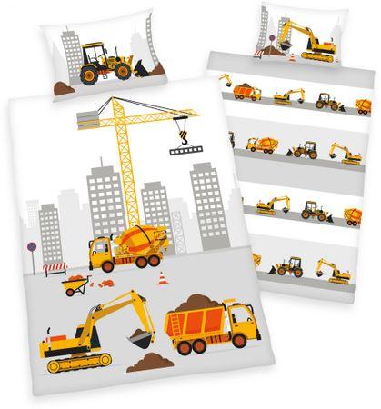 Herding Ágynemű, Építőgépek
