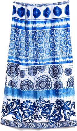 Desigual Osuška Exotic Jeans proužky 95x150 cm