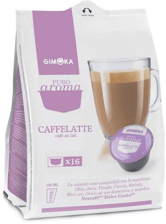 Gimoka Dolce Gusto Caffe Latte 4 x 16 kapsułek