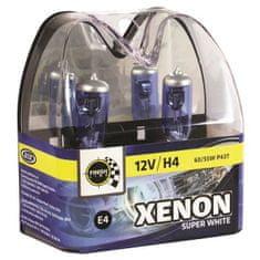 FINISH LINE avto žarnica Xenon Super White 12V/H4, bela, 2 kosa