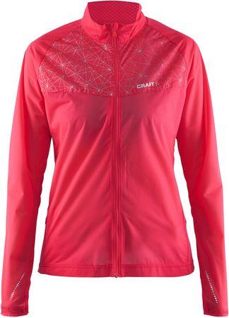 Craft ženska jakna Focus 2.0 Race, roza, XS