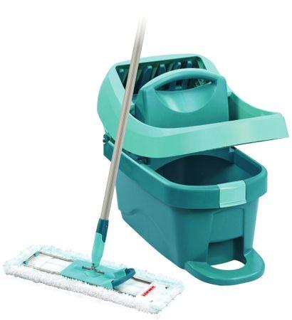 LEIFHEIT Zestaw mop z wiadrem Profi 55077