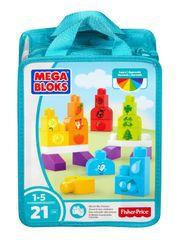 MEGA BLOKS First Builders kis építőknek alkalmas kockák