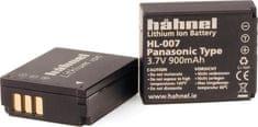 HÄHNEL CGA-S007 pro Panasonic Akkumulátor