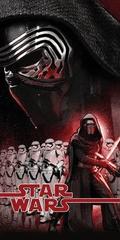 Jerry Fabrics Star Wars VII Törölköző, 75X150cm