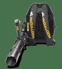 McCulloch benzinski ruksak puhač lišća GB 355 BP