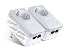TP-Link powerline adapter TL-PA4020P KIT AV600 2-port