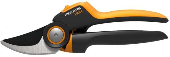 Fiskars Nůžky zahradní převodové PowerGear X, dvoučepelové (L) PX94 (1023628)