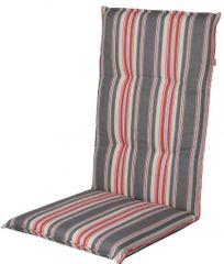 Doppler poduszka na krzesło London prążki