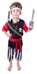 Rappa Kostým pirát s šátkem