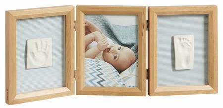 BabyArt Double Print Frame Lenyomatkészítő Készlet Honey