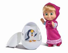 SIMBA Masha és medve - Masha és a pingvin egy tojásban