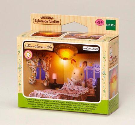 Sylvanian Families Beltéri készlet, világítós