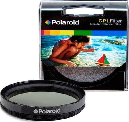POLAROID 58mm CP-L Polárszűrő