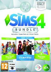 EA Games sims 4 bundle pack 4 PC