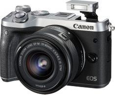 Canon EOS M6 + 15-45