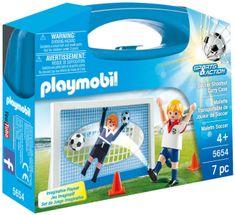 Playmobil 5654 Kovček z nogometom