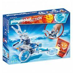 Playmobil 6832 Frosty s letjelicom