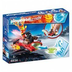Playmobil 6832 Sparky s letjelicom
