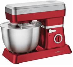 Clatronic kuhinjski stroj za testo KM3630, 1200 W, rdeč