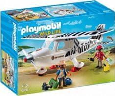 Playmobil Samolot Safari 6938
