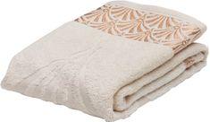 Framsohn Golden Glamour Palmen ručník 50x100 cm
