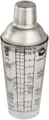 HAMA szklany shaker Xavax, 400 ml