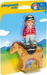 Playmobil 6973 Jeździec z koniem