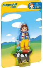 Playmobil 6977 Dziewczynka z psem